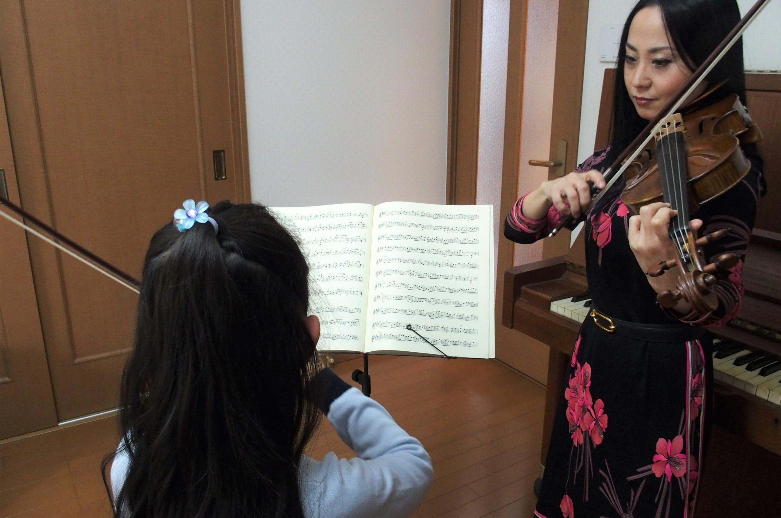 澤田智恵国際ヴァイオリン教室